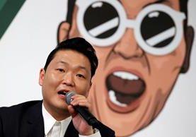 Chiljip Psy-da (Séptimo álbum de Psy en coreano) es el título del nuevo trabajo del cantante surcoreano. (Foto Prensa Libre: AP)
