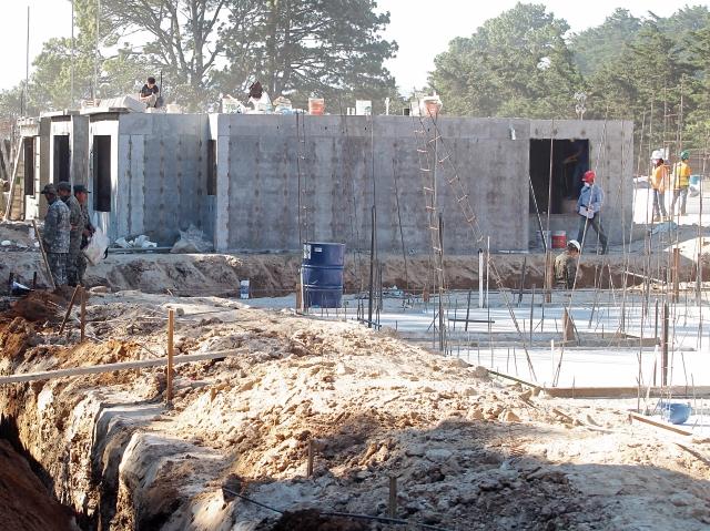 el proyecto habitacional Mi Querida Familia continúa estancada en San José Pinula.