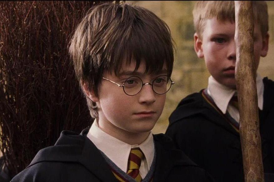 Daniel Radcliffe protagonizó la primera película de Harry Potter en el 2001. (Foto Prensa Libre: Hemeroteca PL).