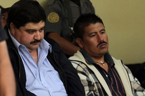 <p>Cuatro hombres acusados del secuestro, violación y asesinato de una estudiante de 17 años, fueron condenados a penas de entre 108 a 123 años de prisión, en Quetzaltenango. (Foto Prensa Libre: Carlos Ventura)<br></p>