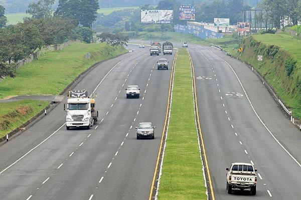 La infraestructura vial del país debe seguir aumentando para mejorar la competitividad de Guatemala y potenciar su desarrollo económico.