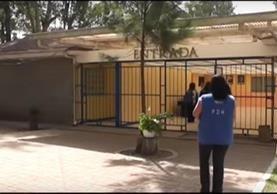 La casa hogar está ubicada en San José Pinula. La Procuraduría de Derechos Humanos ha hecho varias verificaciones. (Foto Prensa Libre: PDH)