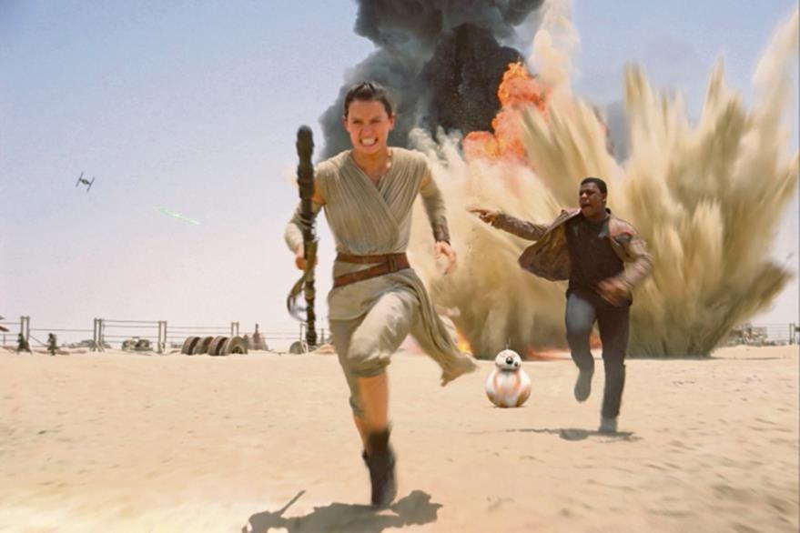 La historia se desarrollará 30 años después de El regreso del Jedi.