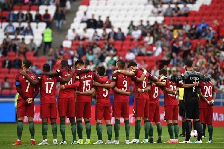 Sinaloense Moreno da empate a México 2-2 ante Portugal