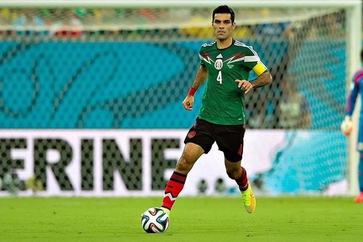 El defensa mexicano vuelve al Atlas procedente del Hellas Verona de Italia. (Foto Prensa Libre: Hemeroteca)