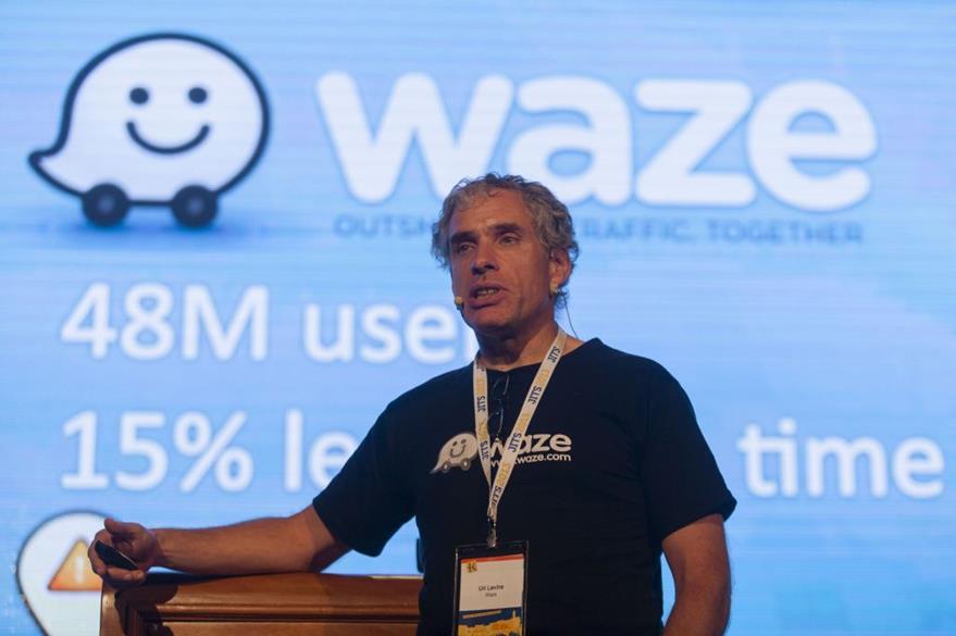 Uri Levine, fundador de Waze. (Foto Prensa Libre: Hemeroteca PL)