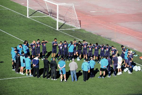 Comunicaciones necesita los tres puntos ante la U para tratar de regresar a la cima del torneo. (Foto Prensa Libre:Francisco Sánchez)