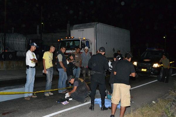 """<p>El hecho se registró en Río Hondo, Zacapa. (Foto Prensa Libre: Erick de La Cruz)<br _mce_bogus=""""1""""></p>"""
