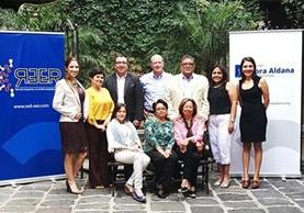 Expertos de Centroamérica y Cariben en tratamiento de enfermedades raras, se reunión en Antigua Guatemala. (Foto Prensa Libre: Renato Melgar)