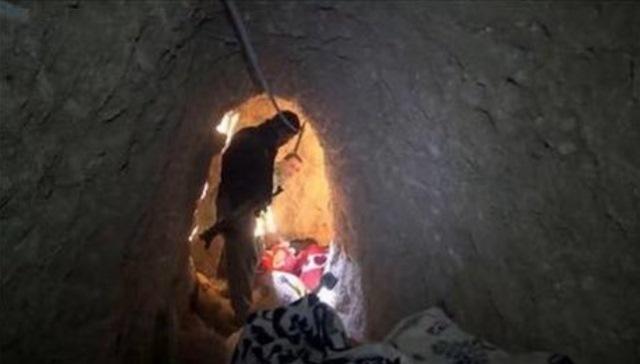 Grupo terrorista Estado Islámico construyó una red de túneles. (Foto Prensa Libre: AP)