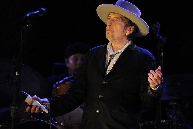 Bob Dylan nació en EE. UU., el 24 de mayo de 1941. (Foto Prensa Libre: AFP)