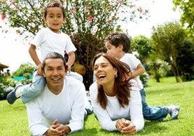 Las familias felices tienen los valores bien cimentados (Foto: Hemeroteca PL).