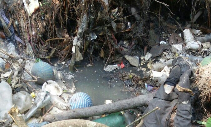 El cuerpo de Efraín Méndez fue hallado en el fondo de un barranco en Santa Cruz del Quiché.