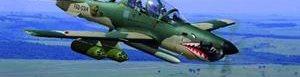 Se estrella avión de combate.