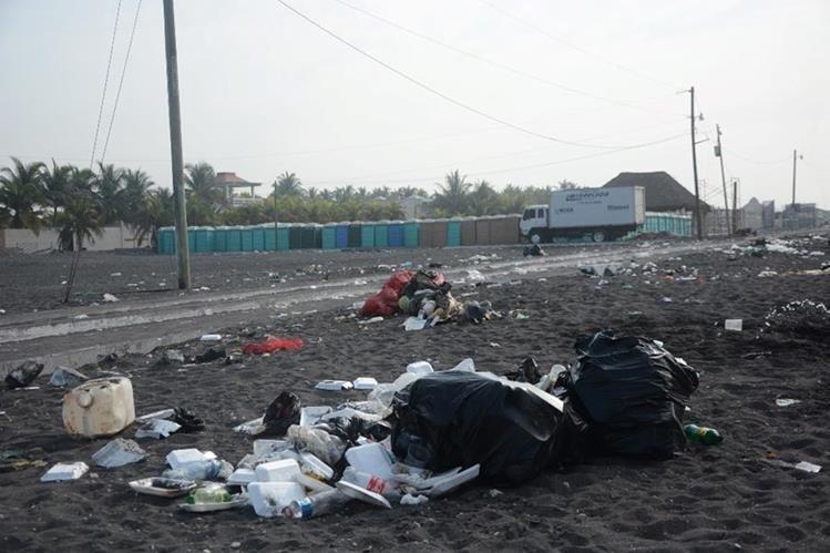 Resultado de imagen para puerto san jose contaminado