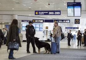 Canadá refuerza seguridad en sus aeropuertos.