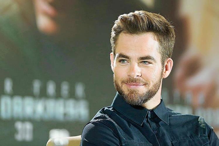 Chris Pine interpretará al Steve Trevor, el novio de la protagonista. (Foto Prensa Libre: Hemeroteca PL)
