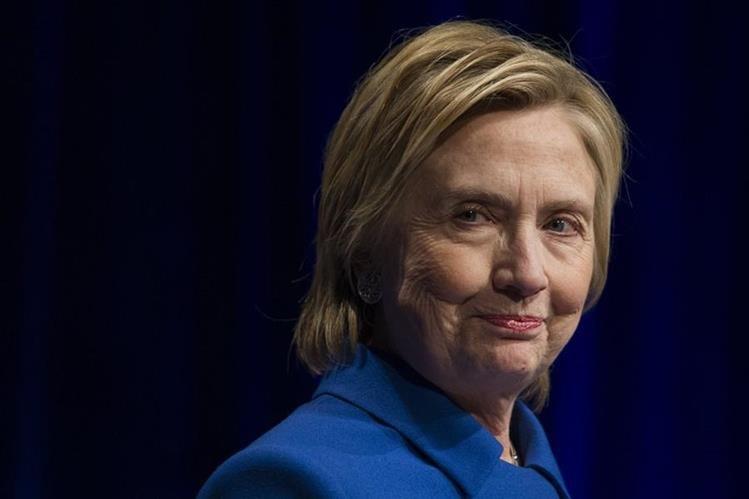 Hillary Clinton fue señalada durante la campaña de deshonesta por Donald Trump. (Foto Prensa Libre: AP).