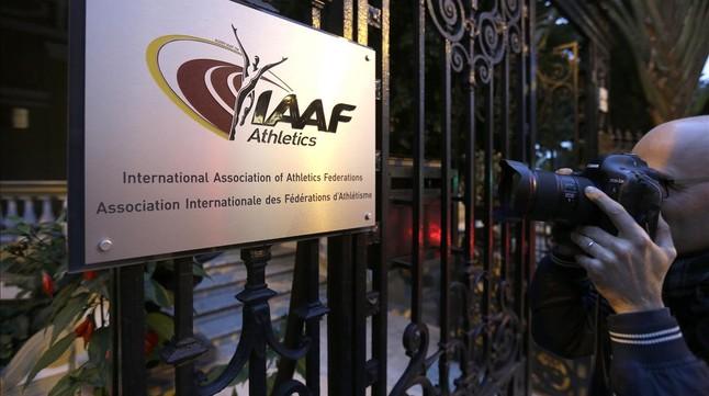 La IAAF se mostró satisfecha por la forma de actuar de Rusia ante los temas de dopaje. (Foto Prensa Libre: Hemeroteca)