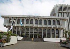La acción de Caldh fue presentada en una sala de apelaciones de la Corte Suprema de Justicia. (Foto Prensa Libre: Hemeroteca PL)