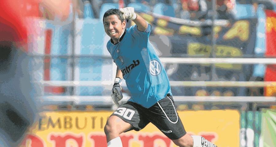Juan José Paredes jugará el próximo torneo Clausura 2017 con Deportivo Suchitepéquez. (Foto Prensa Libre: Hemeroteca PL).