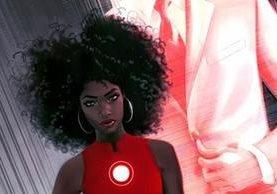 Riri Williams sustituirá a Tony Stark en las próximas aventuras de Iron Man. (Foto: Hemeroteca PL).