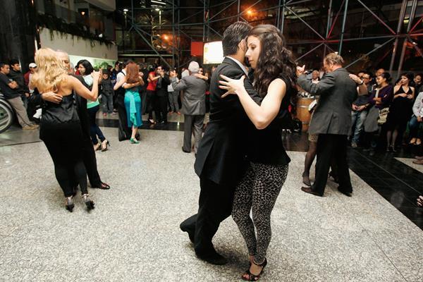 El tango ha sido un baile por excelencia durante muchas generaciones. (Foto Prensa Libre: Hemeroteca PL)