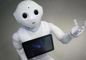 Investigadores desarrollan androides capaces de ayudar a enfermos.
