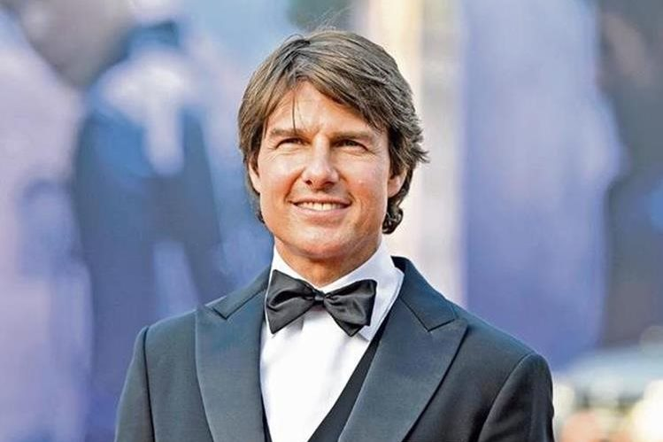 El actor estadounidense Tom Cruise se traslada a la mansión inglesa en la que vivió Ron Hubbard, fundador de la Iglesia de la Cienciología. (Foto Prensa Libre: Hemeroteca PL)