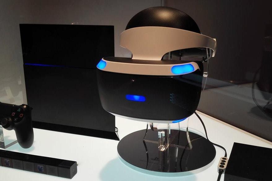 El visor de Sony estaría disponible a mediados del año en Estados Unidos. (Foto Prensa Libre: Ana Lucía Ola)