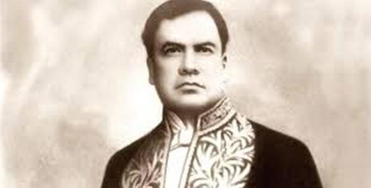 Rubén Darío es conocido por su talento literario e impulsar el modernismo en el idioma Español. (Foto Prensa Libre: Hemeroteca PL)