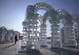Harbin acoge uno de los festivales más grandes del mundo.
