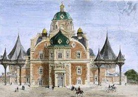 Un fastuoso palacio para mirar el cielo. SCIENCE PHOTO LIBRARY