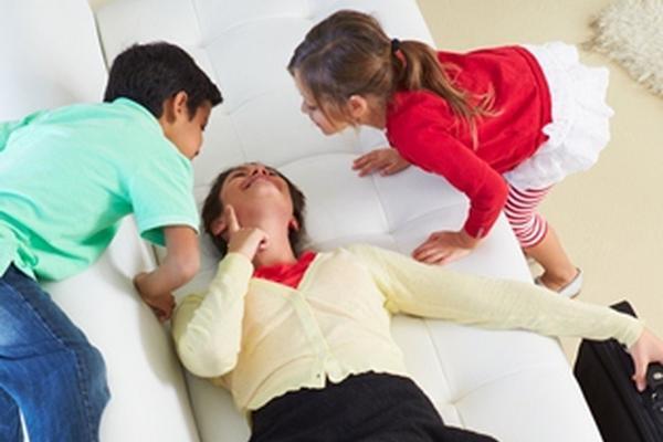 <p>Es vital que los padres dediquen tiempo para compartir con sus hijos. (Foto Prensa Libre: Archivo)</p>