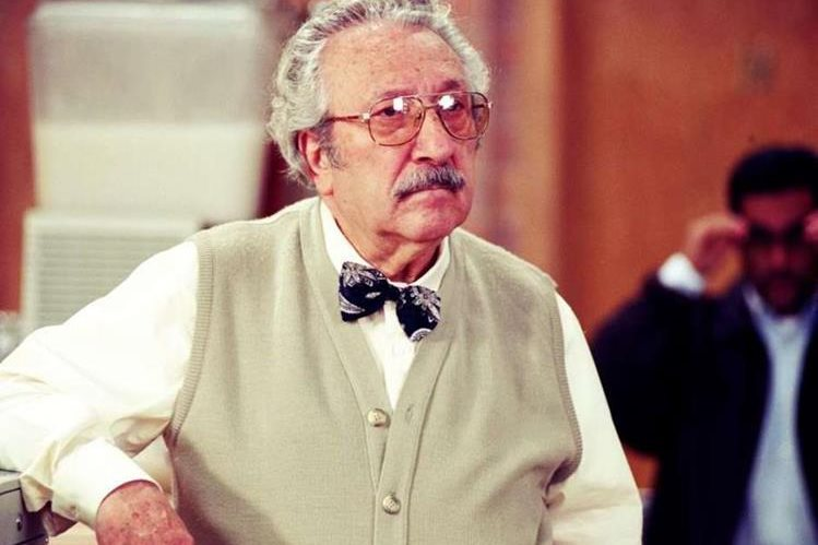 Falleció el actor Luis Gimeno a los 90 años