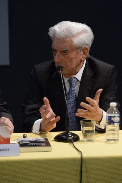 Mario Vargas Llosa, escritor peruano.(EFE).