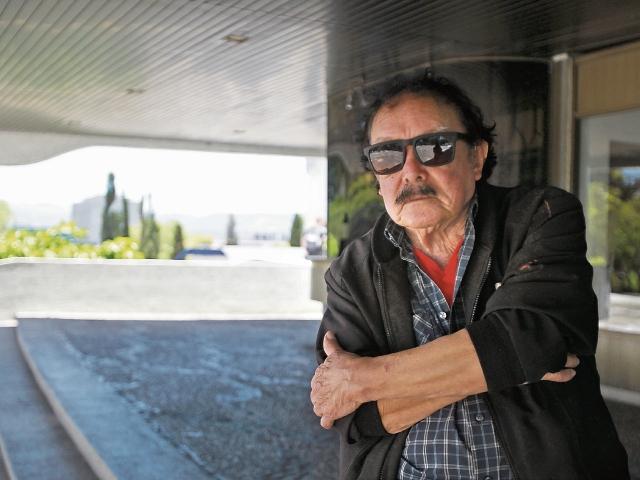 El maestro Joaquín Orellana ofrecerá un concierto en el Teatro Nacional. (Foto Prensa Libre: Ángel Elías)