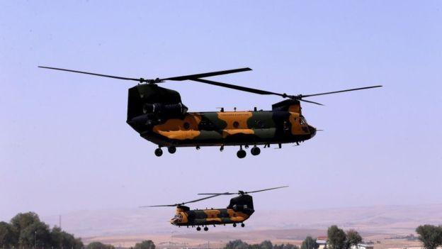 Además de los aviones comerciales, Boeing tiene una divisón dedicada a los sectores de defensa, espacio y seguridad. GETTY IMAGES