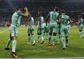 Portugal eliminó a Gales en la semifinal de la Eurocopa.