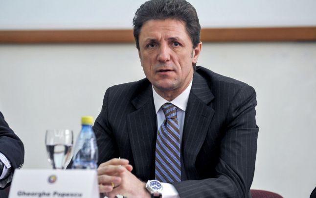 Gica Popescu, quien salió libre tras pasar un año y ocho meses en prisión por fraude fiscal y blanqueo de capitales.