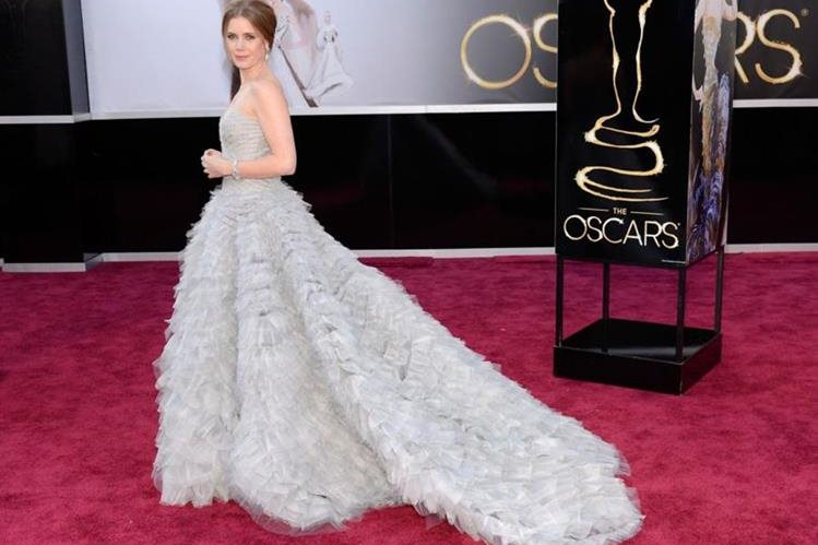 La elegancia caracteriza a la alfombra roja de los Oscar. (Foto Prensa Libre: Hemeroteca PL)