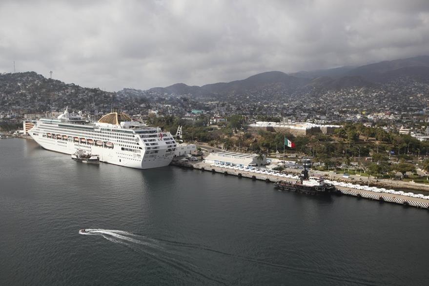 Acapulco, famoso durante décadas por ser un destino favorito de estrellas de Hollywood y otros turistas estadounidenses. (Foto Prensa Libre: AP).