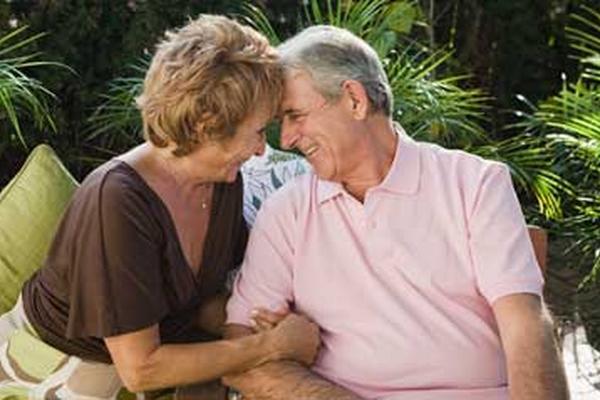 <p>Relaciones en pareja después de los 50 años.</p>