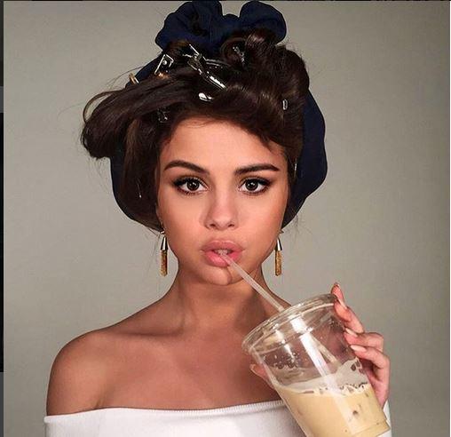 Selena Gómez supera a todas las estrellas en Instagram. (Foto Prensa Libre: Instagram)