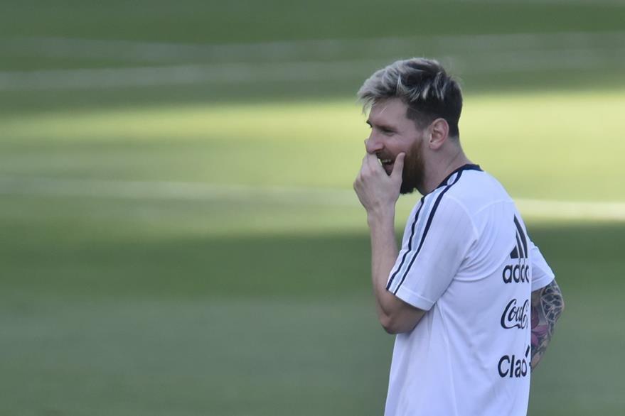 Lionel Messi podría firmar un súper contrato en los próximos días. (Foto Prensa Libre: AFP)
