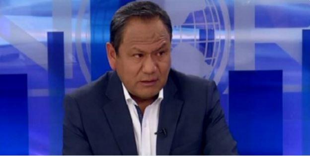 Mariano González presentó su renuncia como ministro de Defensa de Perú. (Foto Twitter: /@PanamericanaTV).