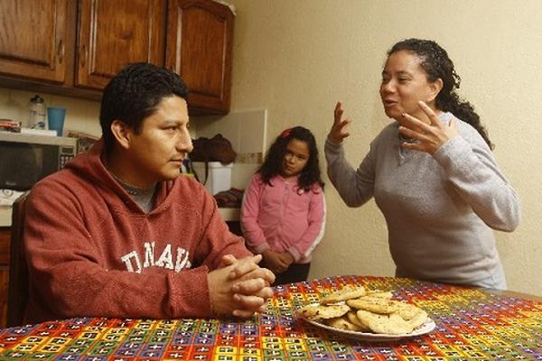 <p>Padres separados enfrentan serios problemas por la custodia de sus hijos. (Foto Prensa Libre: Óscar Rivas)</p>