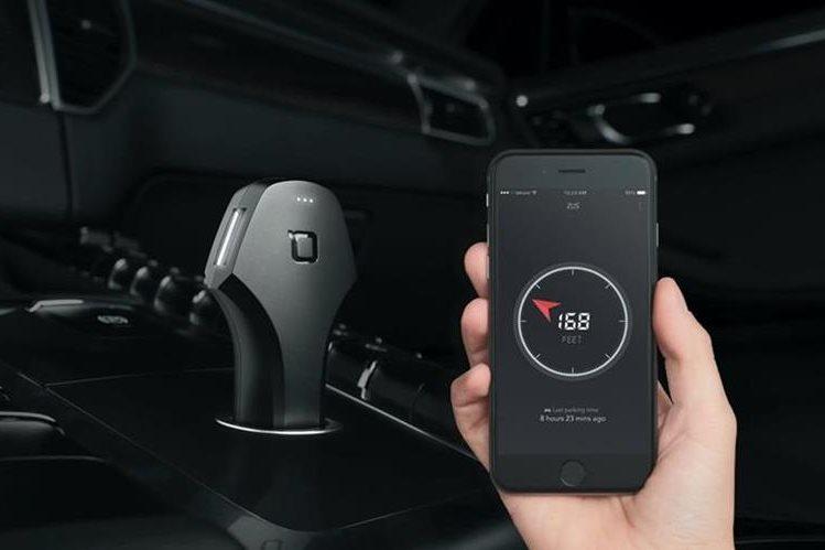 El cargador tiene una app que indica, mediante el GPS, cómo encontrar nuestro vehículo (Foto: Hemeroteca PL).