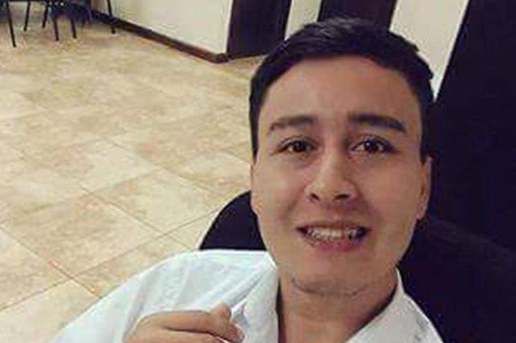Joven que desapareció en Petén. (Foto Prensa Libre: Cortesía).