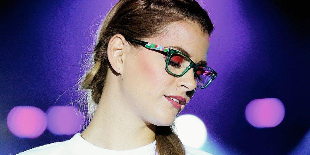 Agatha Ruiz de la Prada presenta su línea de monturas para lentes